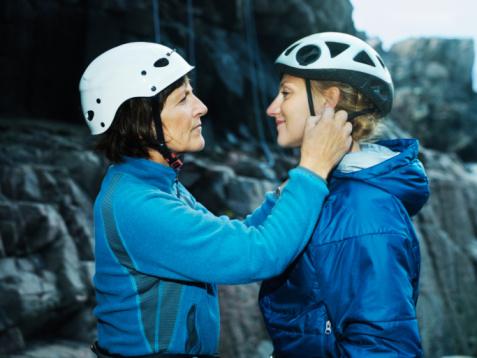 Turismo sportivo: le differenze d'approccio tra un neofita e un esperto.