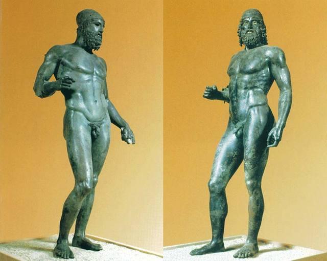 Perchè nessuno va a vedere il museo dei  Bronzi di Riace?